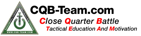 CQB Team logo